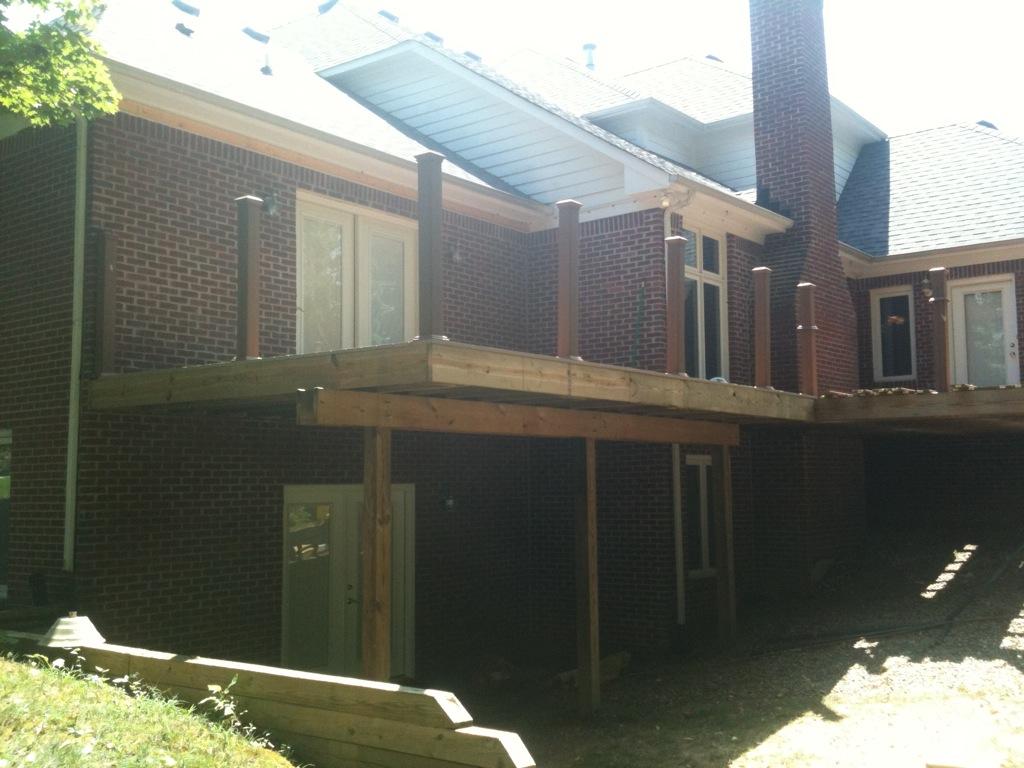 Deck Repair | Deck Building | Handyman Services Indianapolis