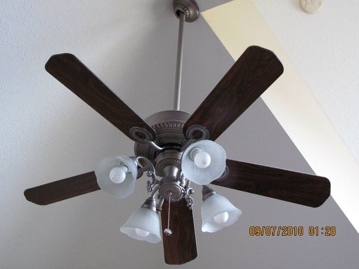 Ceiling fan installation light handyman services indianapolis ceiling fan replacement mozeypictures Choice Image