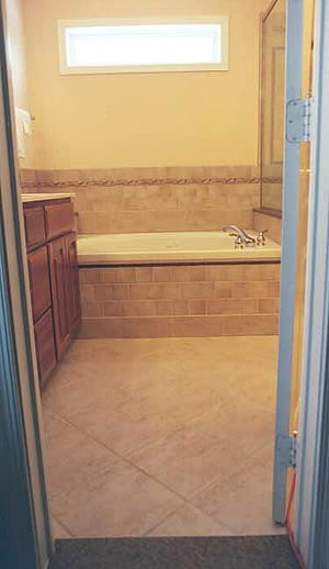 Ceramic Tile Remodeling Handyman Services Indianapolis