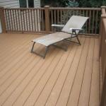 rebuilt deck complete composite