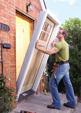Door Replacement: Front ...